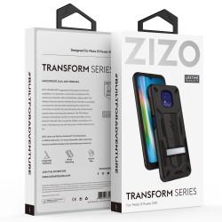 ZIZO TRANSFORM SERIES MOTO G POWER (2021) CASE - BKBK