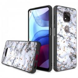Chrome Glitter Glitter Case for Motorola Moto G Power 2021 - Design #4