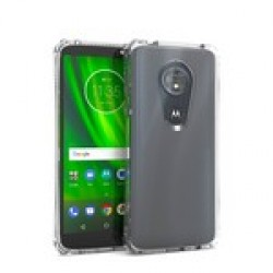 TPU CASE FOR MOTOROLA G6 PLAY_CLEAR