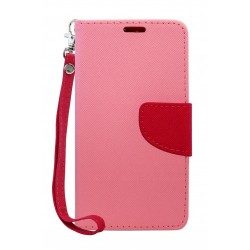 Two-Tone Wallet for MOTOROLA G6 PLAY