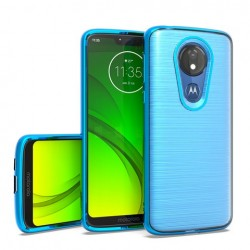 Brushed Chrome for MOTOROLA moto g7 power