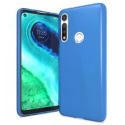 TPU CASE FOR MOTO G FAST - BLUE