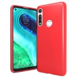TPU CASE FOR MOTO G FAST - RED