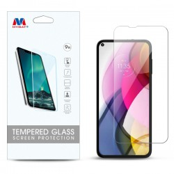 Tempered Glass For Motorola Moto G stylus 2021 - Clear 10 in a pack