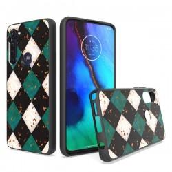 Chrome Glitter  Glitter Case Design  #1 for Moto G Stylus