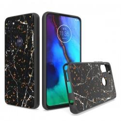 Chrome Glitter Glitter Case Design #5 for Moto G Stylus