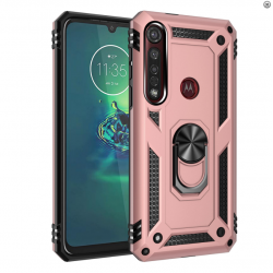 HEAVY DUTY RING STAND FOR MOTO G STYLUS - ROSE GOLD