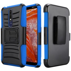 Armor Holster for Nokia 3.1 PLUS_BLUE