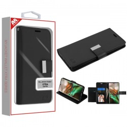 Black/Black MyJacket Wallet Xtra Series (GE031) -WP For Samsung Note 10