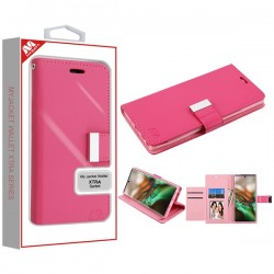 Hot Pink/Pink MyJacket Wallet Xtra Series (GE033) -WP For Samsung Note 10
