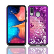 Hybrid Dazzling w/ Design, #041 For Samsung A10e