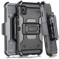 Heavy Duty Tactical Combo Black For Samsung A10e
