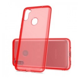 TPU CASE FOR SAMSUNG A11 - RED