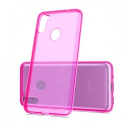 TPU CASE FOR SAMSUNG A11 - PINK