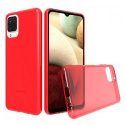 TUP Case for Samsung Galaxy A12 - Red