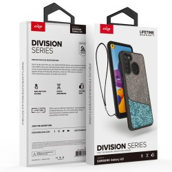 ZIZO DIVISION SERIES FOR GALAXY A21 BLACK/MINT