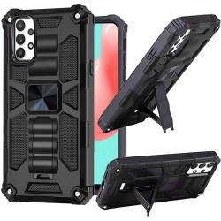 Machine Magnetic Kickstand Case for Samsung Galaxy A32 5G - Black