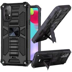 Machine Magnetic Kickstand Case for Samsung Galaxy A52 5G - Black