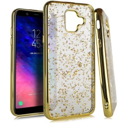 Chrome Flake Case for SAMSUNG A6 2018
