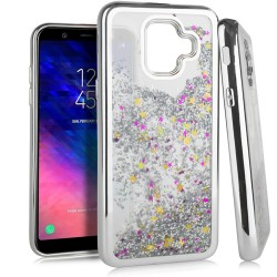 Chrome Glitter Motion Case for SAMSUNG A6 2018