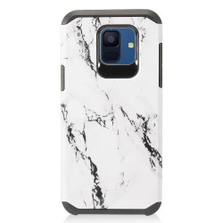 Hybrid Slim Armor for SAMSUNG A6 2018 #01