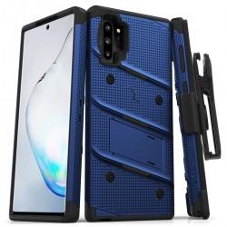 ZIZO BOLT BUILT-IN KICKSTAND BELT HOLSTER LANYARD For Samsung Note 10 Plus