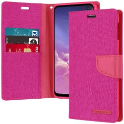 CANVAS DIARY FOR GALAXY NOTE 10 (PK/PK)
