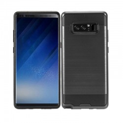 Texture Brushed Metal for SAMSUNG GALAXY NOTE 8