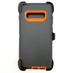 O++ER Case with Holster for Samsung Galaxy S10 PLUS_DGYOG