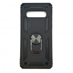 Anti-Drop with Ring Case for Samsung Galaxy S10_BK