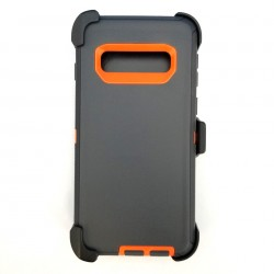 O++ER Case with Holster for Samsung Galaxy S10_DGYOG