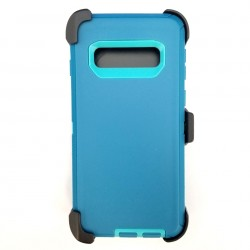 O++ER Case with Holster for Samsung Galaxy S10_LBLLBL