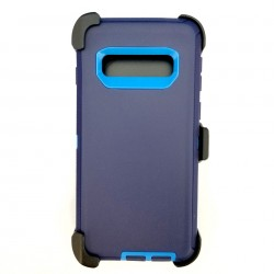 O++ER Case with Holster for Samsung Galaxy S10_NVDBL