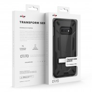 ZV Hybrid Transformer with Kickstand and UV Coated for Samsung Galaxy S10e