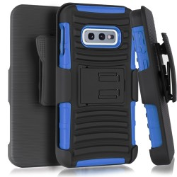 Armor Holster for Samsung Galaxy S10e_BLUE