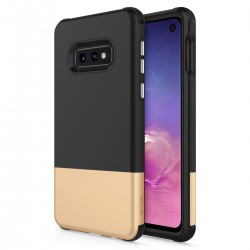 ziZo Dual Layered and Shockproof Protection Division Case for Samsung Galaxy S10e