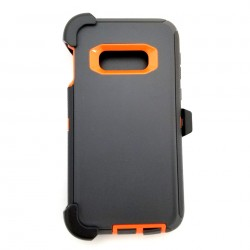 O++ER Case with Holster for Samsung Galaxy S10e_DGYOG
