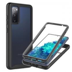 Samsung Galaxy S20 Fan Edition 2020 360 Full Body Armor Slim Case