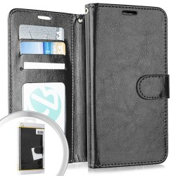 Wallet Pouch 3 Black - Samsung S20 ULTRA 6.9