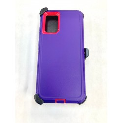 O++ER CASE FOR GALAXY S20 (PURPLE/H PINK)