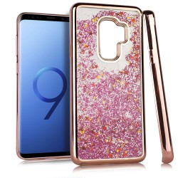 Chrome Glitter Motion Case for SAMSUNG GALAXY S9 PLUS