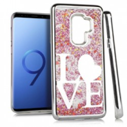 Chrome Glitter Motion Case for SAMSUNG GALAXY S9 PLUS #20S