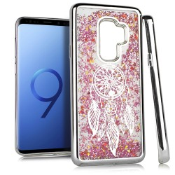 Chrome Glitter Motion Case for SAMSUNG GALAXY S9 PLUS #35S
