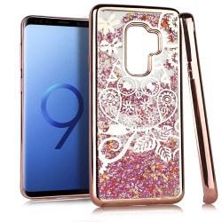 Chrome Glitter Motion Case for SAMSUNG GALAXY S9 PLUS #38RG