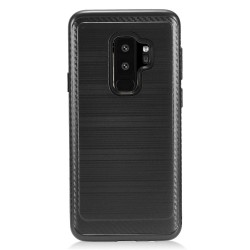 Brushed Metallic W/Edge for SAMSUNG GALAXY S9 PLUS