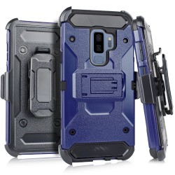 Premium Holster W/Stand for SAMSUNG GALAXY S9 PLUS