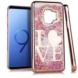 Chrome Glitter Motion Case for SAMSUNG GALAXY S9 #20RG