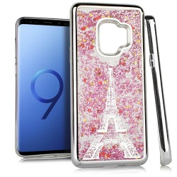 Chrome Glitter Motion Case for SAMSUNG GALAXY S9 #33S