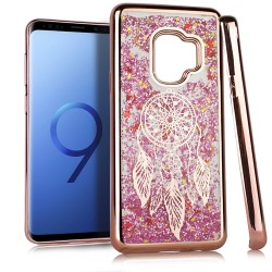 Chrome Glitter Motion Case for SAMSUNG GALAXY S9 #35RG