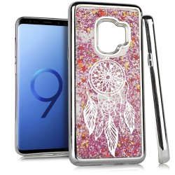 Chrome Glitter Motion Case for SAMSUNG GALAXY S9 #35S